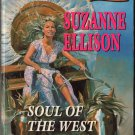 Soul Of The West by Suzanne Ellison Harlequin Western Lovers Novel Book 0373885237