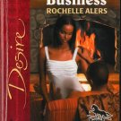 Beyond Business by Rochelle Alers Silhouette Desire Romance Novel Book Fiction Love Fantasy