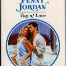 Tug Of Love by Penny Jordan Harlequin Presents Romance Novel Book 0373117345
