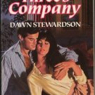 Three's Company by Dawn Stewardson Harlequin SuperRomance Novel Book 0373704321