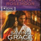 Saving Grace by Patricia Rosemoor Harlequin Intrigue Novel Book 0373694679