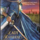 Lady Katherne's wild Ride by Jeane Westin Historical Romance Novel Book 045121921X