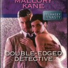 Double-Edged Detective by Mallory Kane Harlequin Intrigue Suspense Book 0373695047