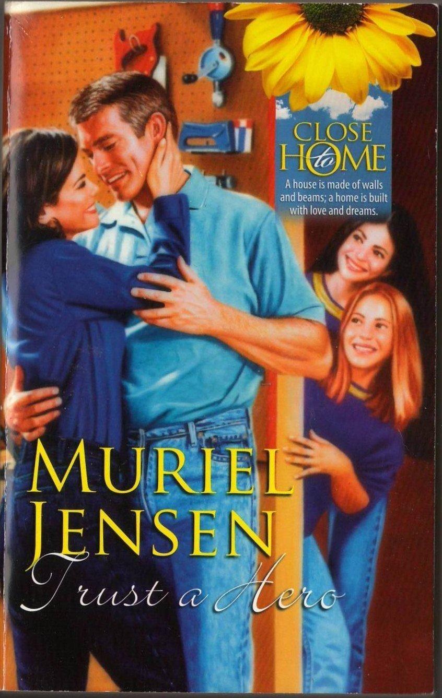 Trust A Hero by Muriel Jensen Harlequin Fantasy Fiction Romance Novel Book 0373361149