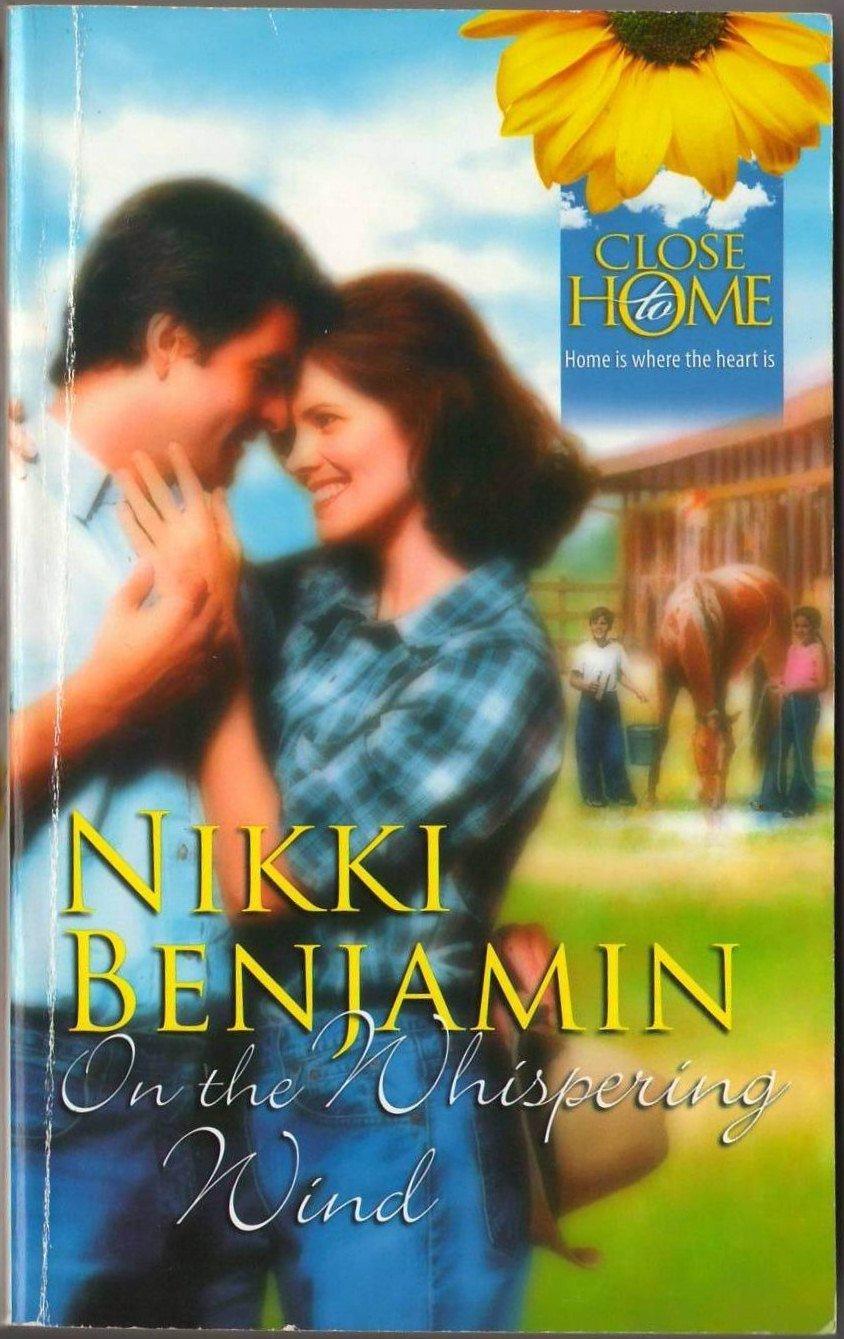 On The Whispering Wind by Nikki Benjamin Harlequin Fiction Fantasy Novel Book Romance Love