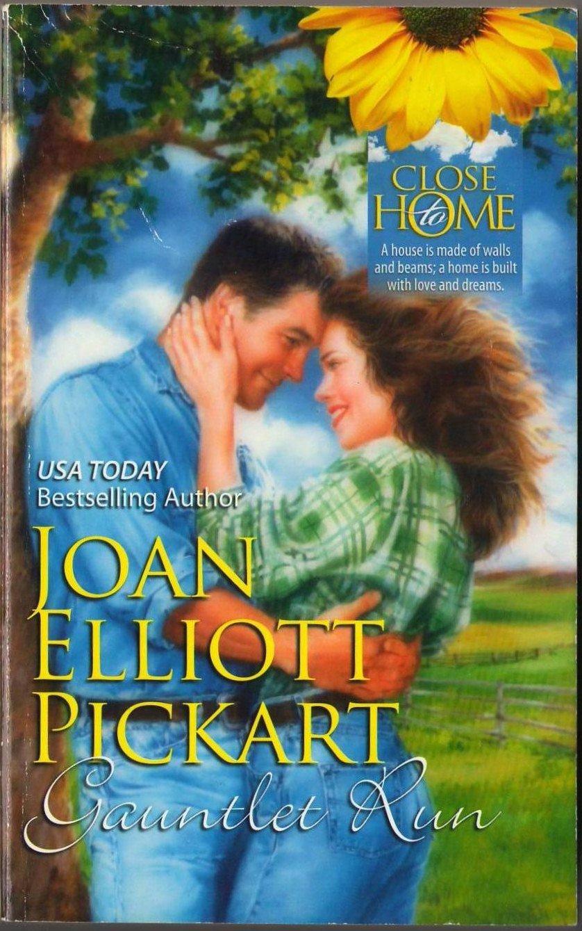 Gauntlet Run by Joan Elliott Pickart Harlequin Fiction Romance Novel Book 0373361157