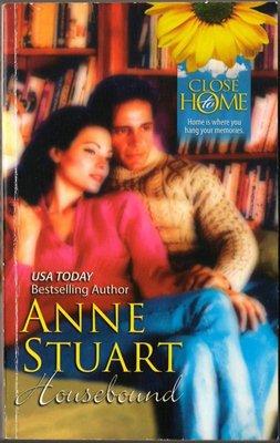 Housebound by Anne Stuart Harlequin Fiction Love Fantasy Romance Novel Book 0373361114
