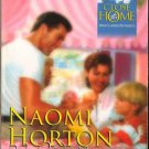 No Walls Between Us by Naomi Horton Harlequin Fiction Love Romance Novel Book 0373361319
