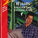 Another Time, Another Place by BJ James Silhouette Desire Romance Love Novel Book