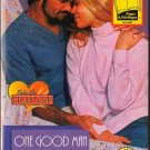 One Good Man by Kathleen Creighton Silhouette Intimate Moments Fiction Romance Novel Book