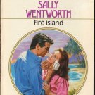 Fire Island by Sally Wentworth Harlequin Presents Romance Novel Book 037311334X