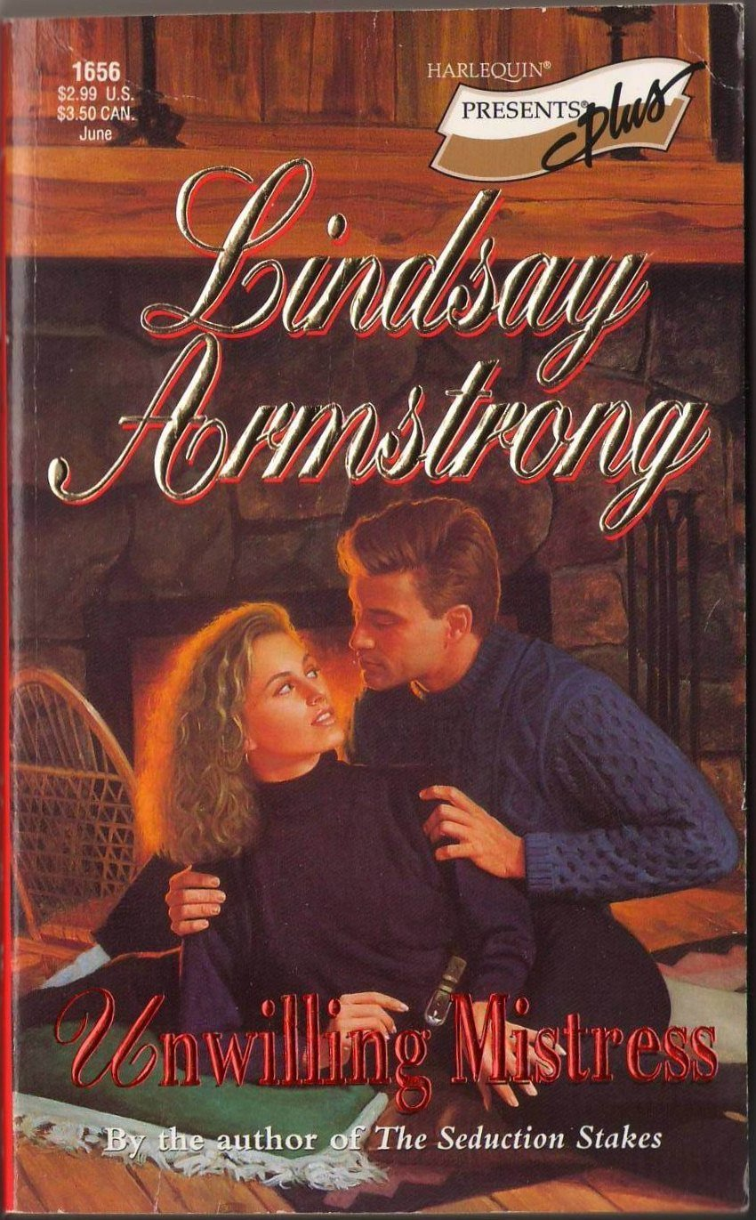 Unwilling Mistress by Lindsay Armstrong Fiction Fantasy Romance Love Harlequin Presents Plus Book