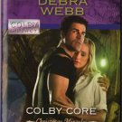 Christmas Miracles by Debra Webb Colby Core Harlequin Intrique Romance Novel Book