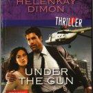 Under The Gun by Helenkay Dimon Harlequin Intrigue Fantasy Fiction Thriller Book Novel 0373694636