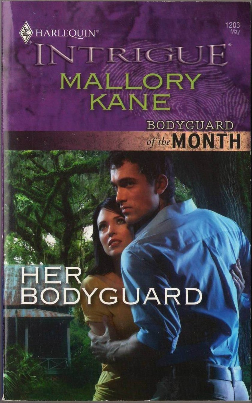 Her Bodyguard by Mallory Kane Harlequin Intrigue Fantasy Fiction Romance Novel Book 0373694709