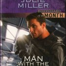 Man With The Muscle by Julie Miller Harlequin Intrigue Love Novel Book Romance Fantasy Fiction