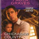 Chickasaw County Captive by Paula Graves Harlequin Intrigue Love Romance Novel Book