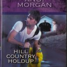 Hill Country Holdup by Angi Morgan Harlequin Intrigue Fiction Romance Novel Book