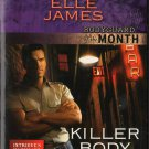 Killer Body by Elle James Harlequin Intrigue Bodyguard Fiction Love Novel Book