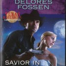 Savior In The Saddle by Delores Fossen Harlequin Intrigue Texas Maternity
