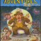 The Meanwhile Adventures by Roddy Doyle Brian Ajhar Children Hardcover Book