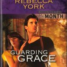 Guarding Grace by Rebecca York Harlequin Intrigue Fiction Romance Love Novel Book
