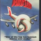 Airplane! Robert Hays Julie Hagerty Food Poisoning Widescreen DVD Movie PG Region 1
