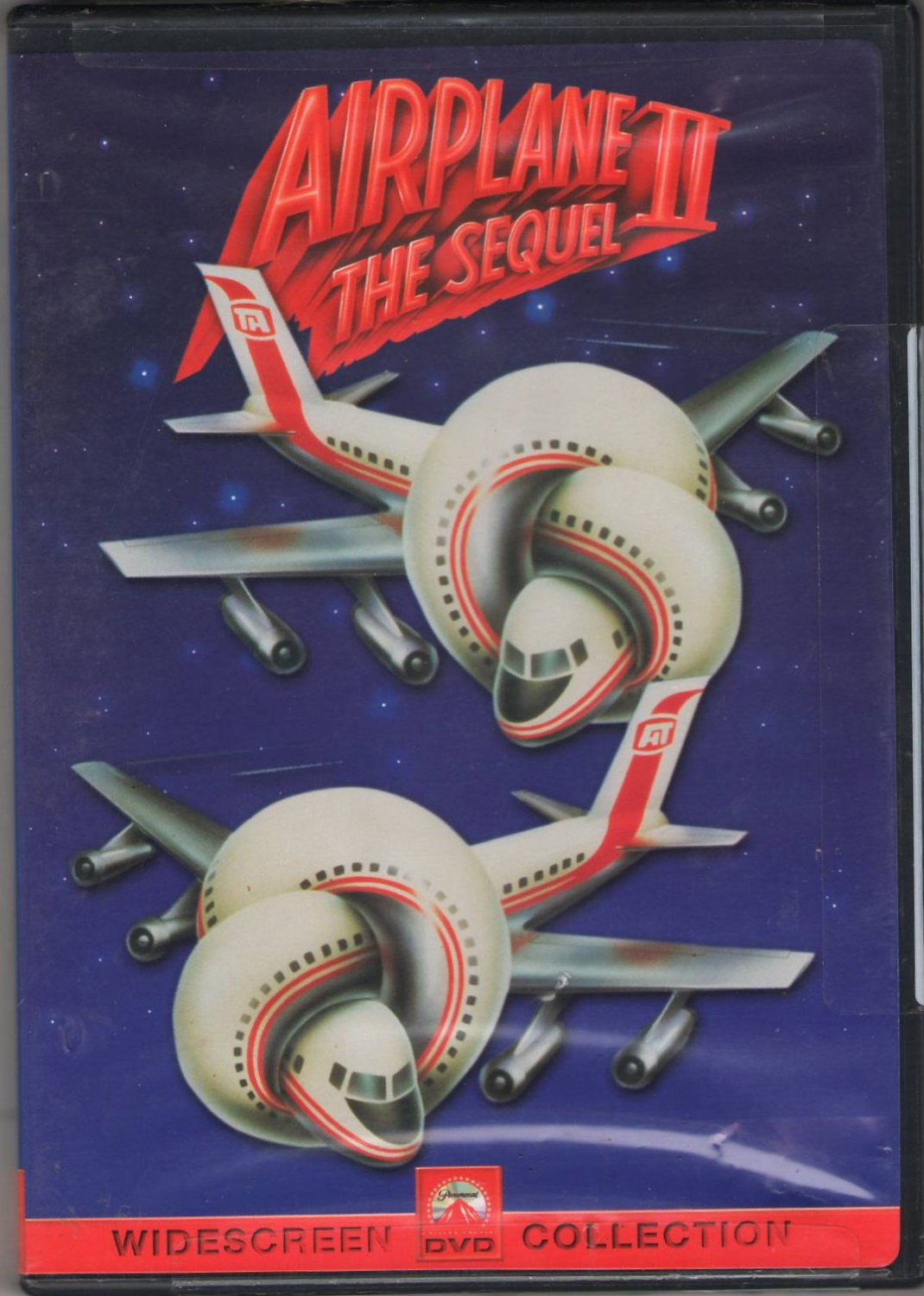 Airplane II The Sequel Roberts Hays Julie Hagerty Mad Bomber On Board Widescreen PG DVD Movie