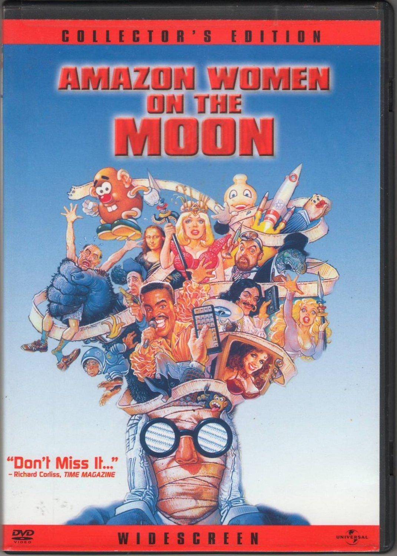 Amazon Women On The Moon John Landis Michael Barrie Collector's Edition Region 1 DVD Movie