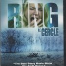 The Ring Le Cercle Naomi Watts Martin Henderson Brian Cox Full Screen DVD Region 1 PG-13 Movie