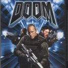 Doom Karl Urban The Rock Unrated Extended Edition Widescreen Region 1 Marines Mission DVD Movie R