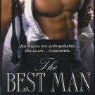 The Best Man by Brenda Jackson Cindi Louis Felicia Mason Kayla Perrin Love Romance Hardcover Book