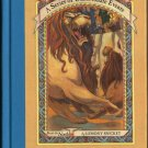 The Carnivorous Carnival by Lemony Snicket A Series Of Unfortunate Events Fantasy Hardcover Book