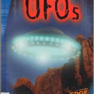 UFOs by Terri Sievert Jerome Clark The Unexplained Bright Lights In The Sky UFO Hardcover Book