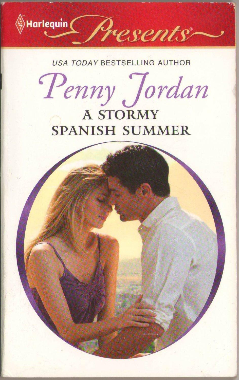 A Stormy Spanish Summer by Penny Jordan