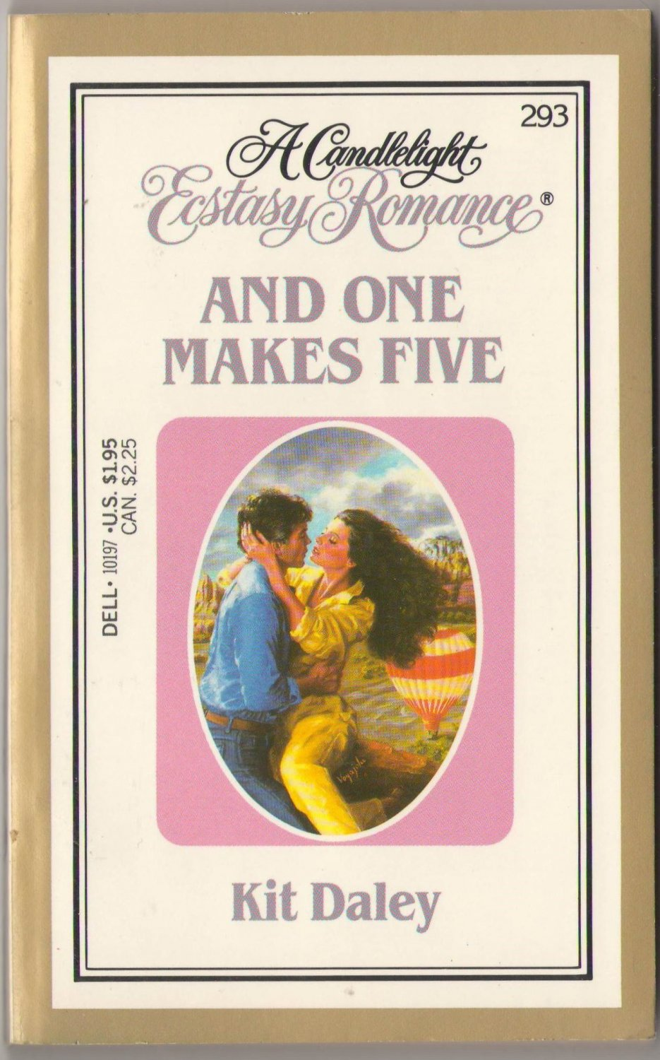 And One Makes Five by Kit Daley #293