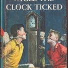 While The Clock Ticked by Franklin W. Dixon SMC