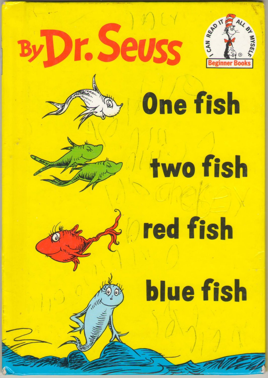 one fish two fish red fish blue fish by dr seuss smc On 1 fish 2 fish store