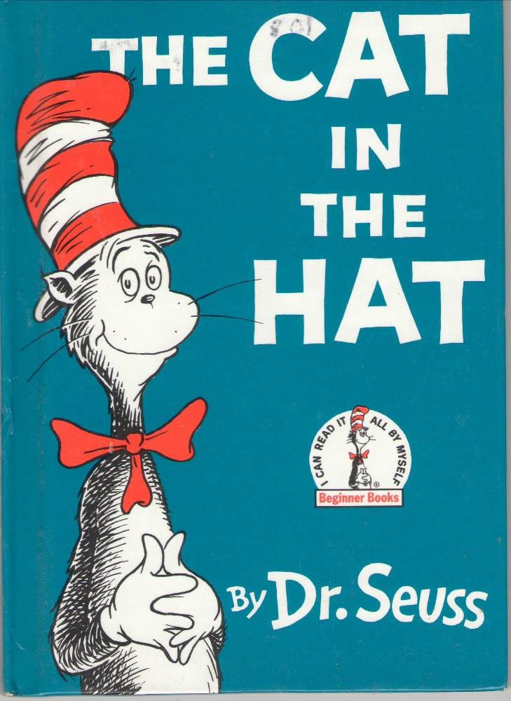 The Cat In The Hat by Dr. Seuss SMC