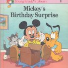 Mickey's Birthday Surprise Volume 1 SMC A Walt Disney Book For Young Readers