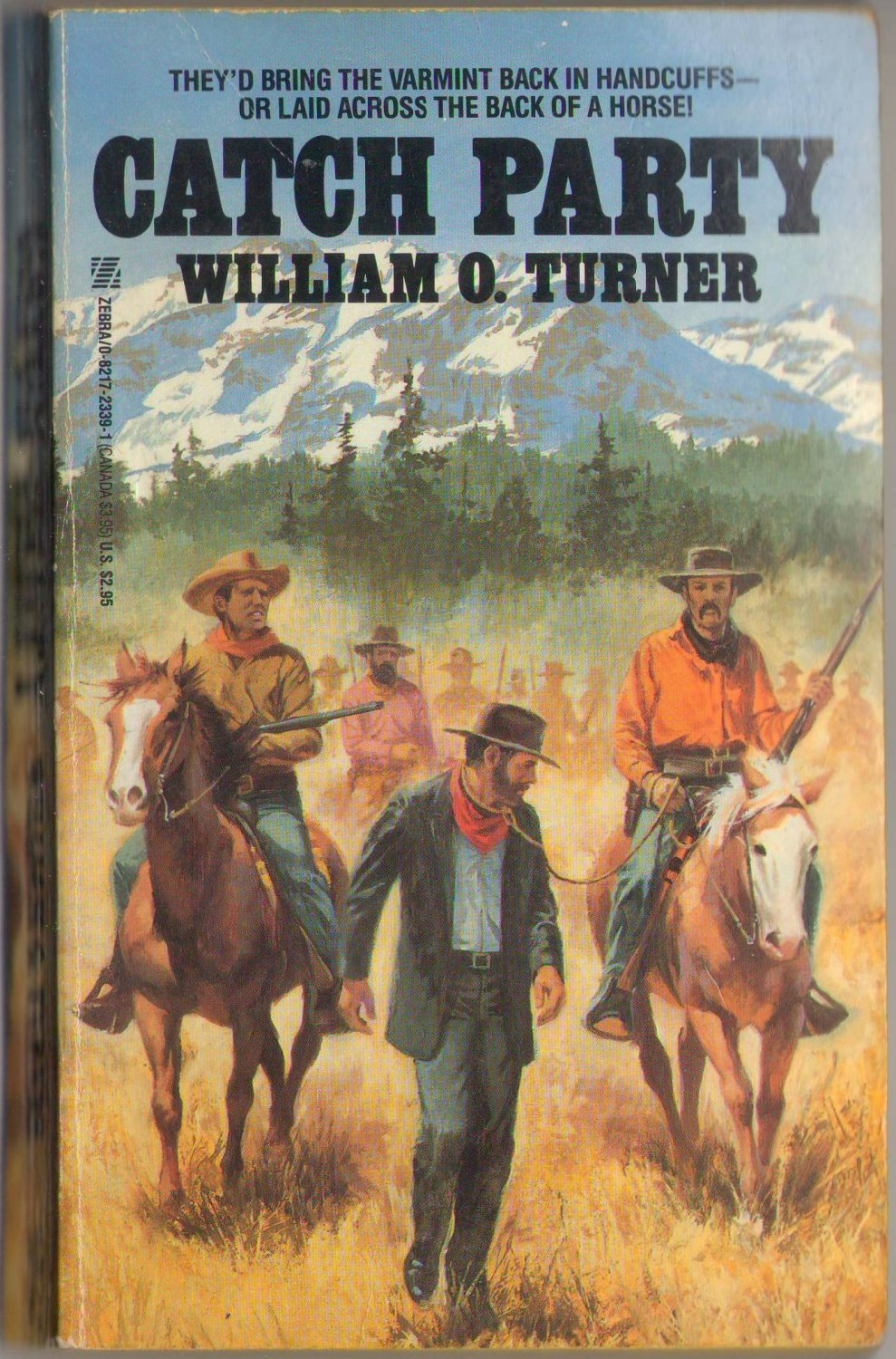 Catch Party by William O. Turner SMC