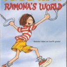 Ramona's World by Beverly Cleary SMC