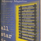 Ellery Queen's Mystery Magazine All Star Issue Vol. 32 No. 1 July 1958 SMC