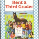 Rent A Third Grader by B. B. Hiller Got A Job To Do? SMC