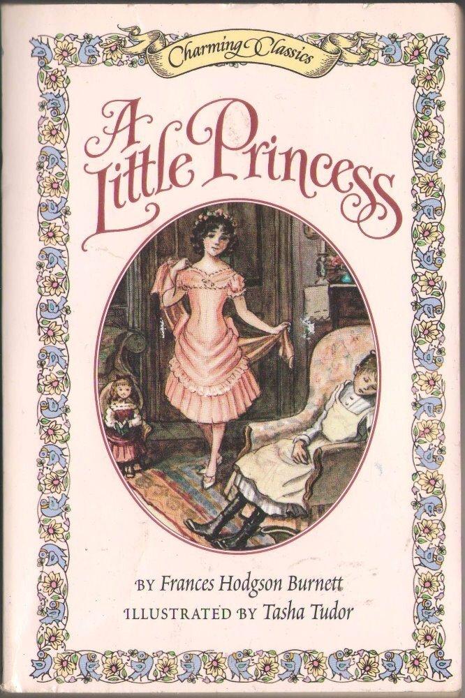 A Little Princess by Frances Hodgson Burnett Tasha Tudor SMC