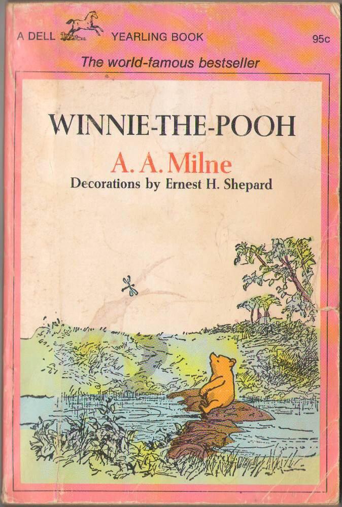 Winnie-The-Pooh by A. A. Milne Ernest H. Shepard SMC