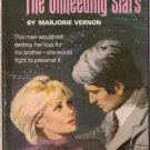 The Unheeding Stars by Marjorie Vernon #1048 1973 SMC