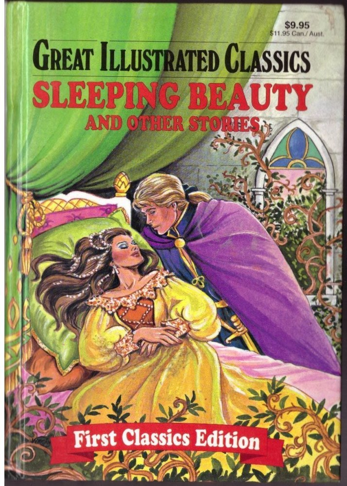 Sleeping Beauty And Other Stories Rochelle Larkin First Classic Edition SMC