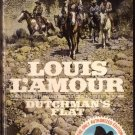Dutchman's Flat by Louis L'Amour Paperback Book Novel SMC
