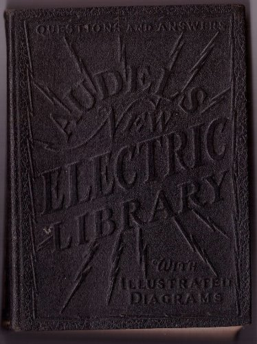 Audels New Electric Library Vol. XII by Frank D. Graham With Illustrated Diagrams Dictionary